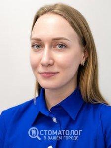 Дашковская Дарья Сергеевна