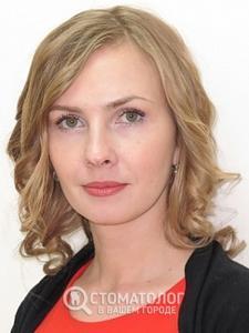 Дегасюк Людмила Викторовна