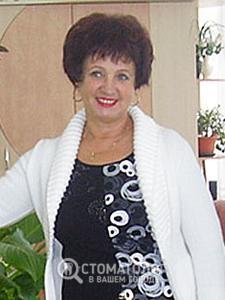 Доброскок Лилиана Алексеевна