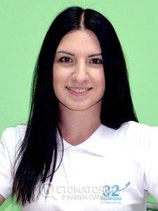 Дубовая Марина Валерьевна