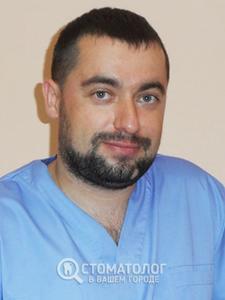 Дзюбенко Сергей Владимирович
