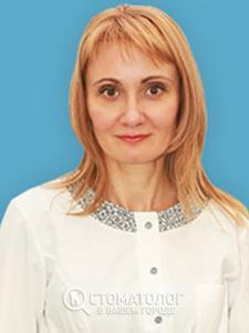 Дзюбенко Татьяна Юрьевна