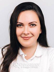 Фесенко Анна Сергеевна
