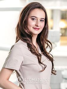 Галицкая Анна Владимировна