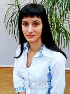 Гасанова Ольга Исаевна