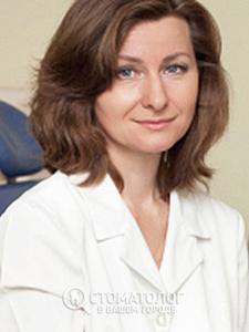 Гнатенко Оксана Андреевна