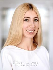 Голикова Ирина Викторовна
