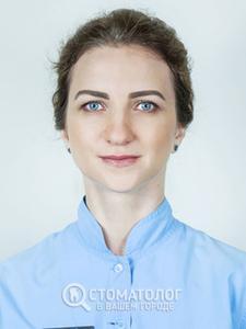 Горишная Елена Валерьевна