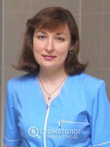 Грицай Светлана Николаевна