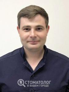 Хоменко Юрий Юрьевич