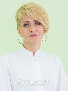 Хрусталёва Вита Викторовна