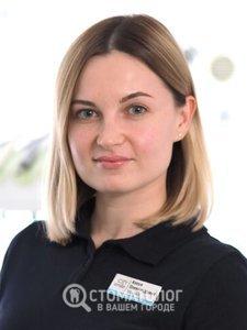 Ильенко Алеся Александровна