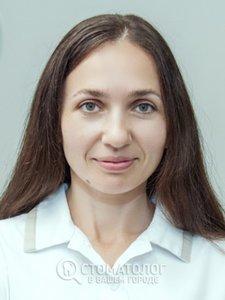 Илюк-Криворучко Алена Владимировна
