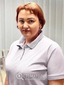 Иотова Анна Иосифовна