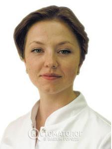 Иваницкая Оксана Богдановна