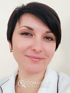 Качан Руслана Викторовна