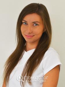 Калиничено София Борисовна