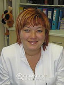 Камалова Яна Рафиковна