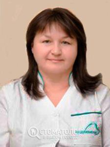 Киричук Оксана Петровна
