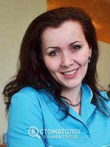 Кирсенко Леся Александровна
