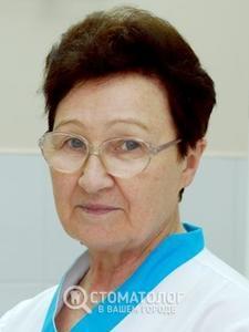 Киселева Майя Федоровна