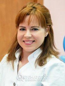 Киян (Зейрук) Юлия Степановна