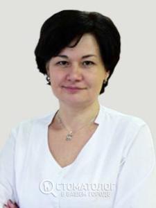 Клитинская Оксана Васильевна