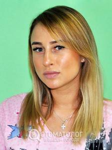 Колодий Елизавета Валерьевна
