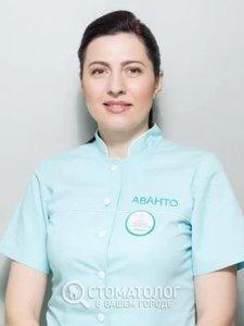 Коноваленко Татьяна Викторовна