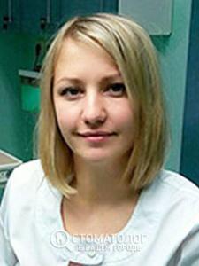 Константинова Яна Николаевна