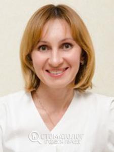 Костюченко Елена Васильевна