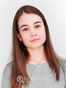 Козорез Анастасия Игоревна