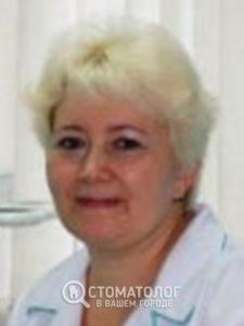 Кравченко Зинаида Ивановна