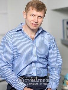Крохин Дмитрий Владимирович