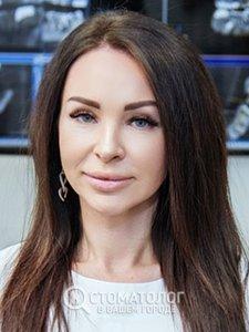 Крымская Катерина Олеговна