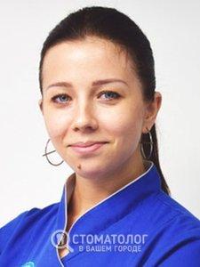 Крыжановская (Лизвинская) Юлия Игоревна