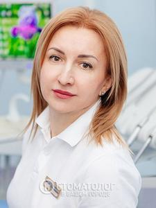 Куприненко Марина Владимировна