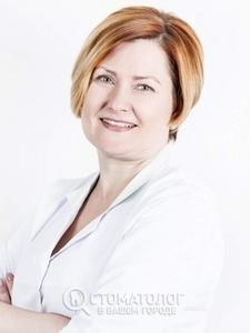 Кузьменко Марина Юрьевна