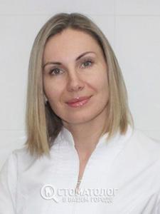 Лановая Наталья Васильевна