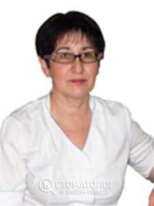 Ластович Людмила Дмитриевна