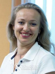 Лебединская Юлия Вадимовна