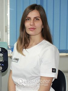 Левадная Александра Дмитриевна