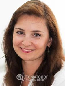 Левандовская Анна Владимировна
