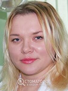 Левченко Наталья Сергеевна