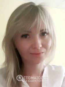 Литвинская Мария Николаевна