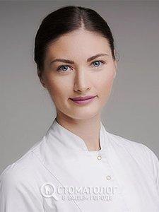 Максимчук Ольга Сергеевна