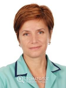 Марченко Людмила Геннадьевна