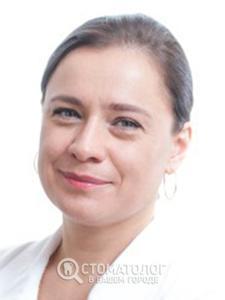 Марченко Юлия Николаевна