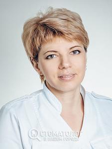 Марковская Оксана Степановна