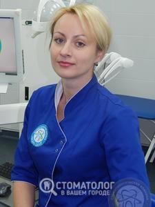 Матяш Ольга Валерьевна